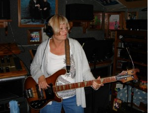 Whitey on Bass Reunion 1