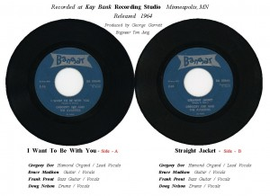 3-IWant to be with you-45-Record