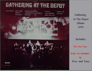 Gathering at The Depot LP