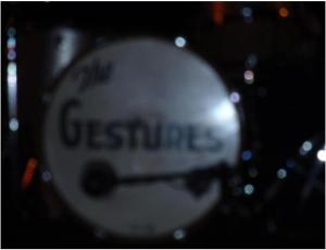 Gestures Kick Drum Head