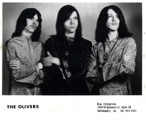 The Olivers 3 piece