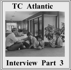 Interview Cover THREE
