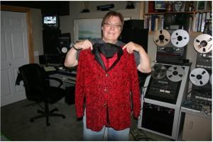 Keith Zeller with Original Jacket