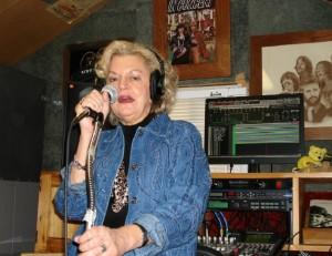 Gail Doing Vocals Reunion 1