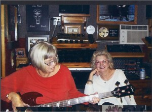Whitey and Gail