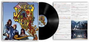 LP Cover, Record and Insert