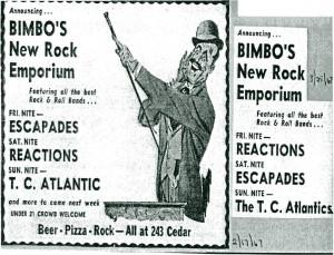 Bimbo's 2