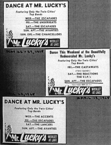 Mr. Lucky's -1