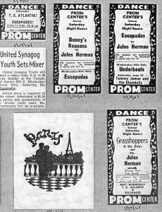 Prom Center Ad's