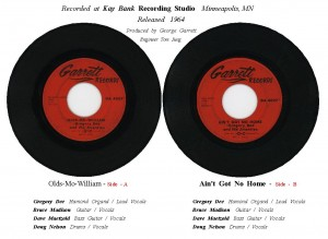 1-Olds-Mo-45 Record