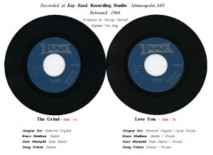 2-The Grind-45 Record