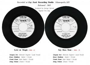 5-Love or Magic 45-Record