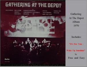 Gathering at The Depot LP