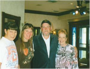 with Joe Cocker Photo