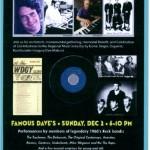 Gregory Dee Tribute Concert 12-2-2012