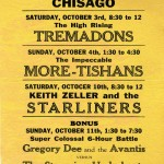 Peppermint Club Band Poster 1964