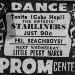 Prom Center ad
