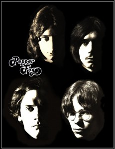 Pepper Fog Poster