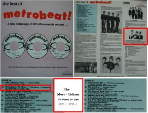 Best of Metrobeat LP