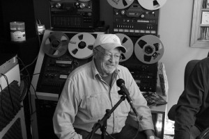 Larry LaPole at Sunrise Sound November 3, 2013