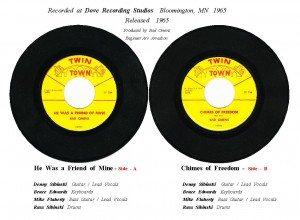 45 Record - Twin Town