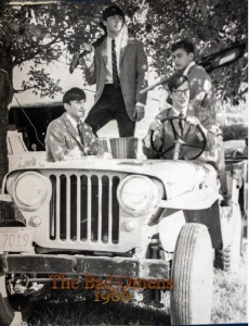 Photo Vert Jeep 1966