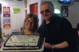 Jim with Cake