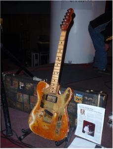 Gus Dewey Guitar