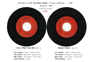 45 Record Sheet