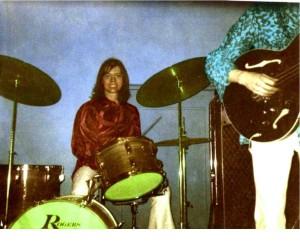 Chuck Drummer Triad