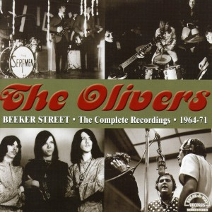 Olivers CD Cover 2001