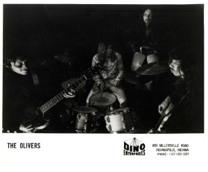 The Olivers 4 Studio Shot
