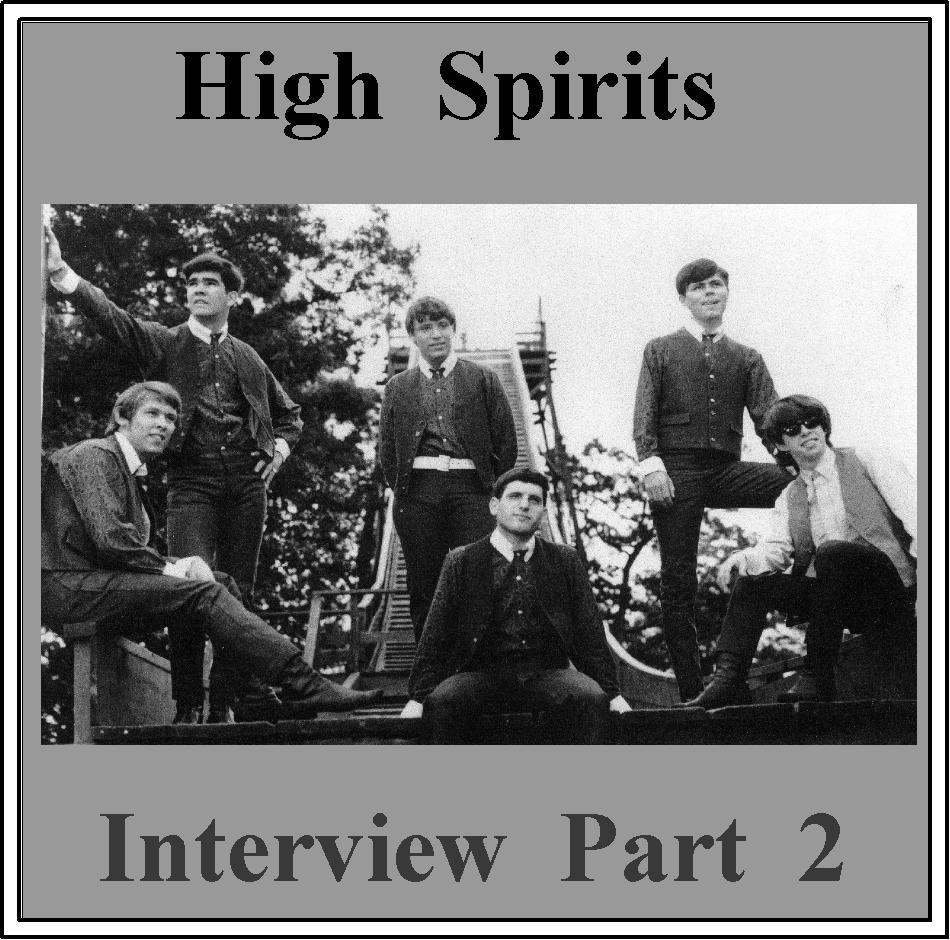High Spirits - MinniePaulMusic.com : MinniePaulMusic.com
