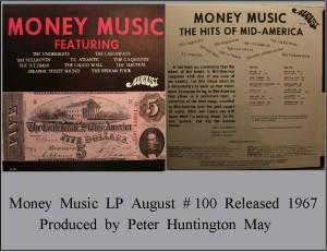 Money Music LP Info sheet