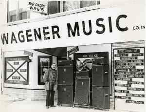 Paul Store Front