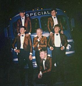 Early Days-DickL,Steve,Jim,Jerry,DickS,Barry