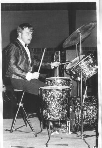 Jerry C-Drums-Lights