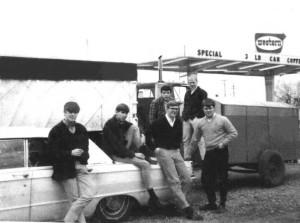 Pre-Bus Barry,Steve,Dicks,Dickl,Jim,Jerry