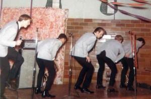 Shake it-DickL,Thad,Billy,Roger, Daryl